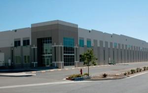TLP Mexico - Distribution Center in Tijuana, Mexico