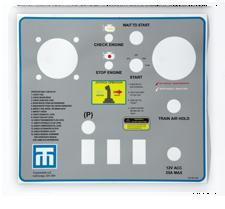 Polycarbonate Laminate, Lexan Labels, Polycarbonate Labels, Samples of Labels, Polycarbonate Labels Manufacturer, Test Labels, Short-Run Labels, Sample Label, Prototype Labels, Prototyping Label, Digital Prototype Label, Industrial Short Run Labels, Custom Short Run Labels, Custom Lexan Labels, Tailored Label Products, TLP