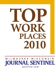 top work place 2010