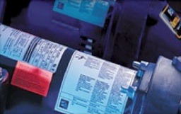 Rugged label solution