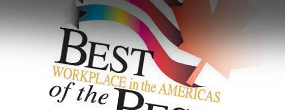 Best of the Best Workplace in the Americas 2013; Custom Label Companies