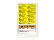 Regulatory & Warning Labels