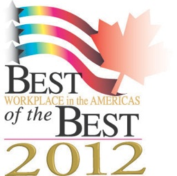 best workplace in the americas of the best 2012