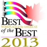 best workplace in the americas of the best 2013