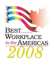 best workplace in the americas of the best 2008