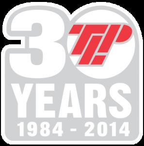TLP 30th Anniversary Logo