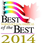 TLP Awarded - PIA Best of the Best Workplaces in the Americas Award