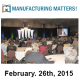 Join TLP at Manufacturing Matters 2015