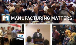 Manufacturing Matters Conference - Tailored Label Products (TLP)