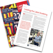 TLP Employee Receives Global Recognition for Label Academy Achivement
