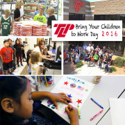 TLP Bring Your Children to Work Day 2016