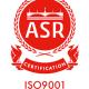 ASR ISO 9001 Registered