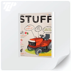 Biztimes STUFF Special Edition and Tailored Label Products