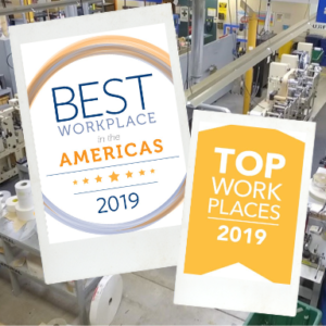 Tailored Label Products, Best Places to Work, Top Workplace, Wisconsin Manufacturer