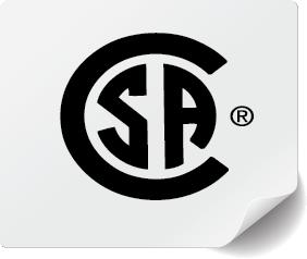 Warning Labels, Label Regulations, Regulatory Label, CSA Labels, CSA Warning Label, Regulatory Labeling, Warning Label Standards, Tailored Label Products, Tailored Label