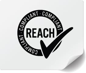 REACH Compliant Label, Compliance Labels, Label Compliance, Supply Chain Compliance, Reach Regulation, Reach Products, REACH Logo