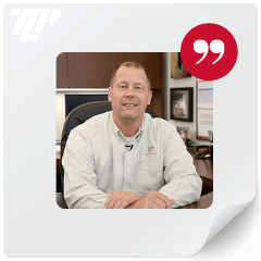 Tailored Label Products, Jeff Kerlin, Benefits of Cross Training Employees, Cross Training Employees