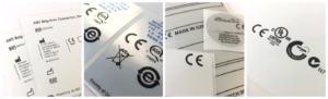 CE Safety Labels, CE Labels, Warning Labels, Label Regulations, Regulatory Label, CE Mark Labels, Tailored Label Products, TLP