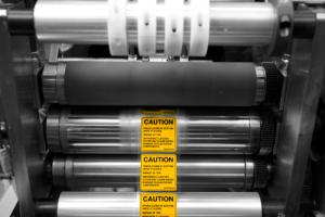 Label Manufacturer, Custom Caution Labels, Custom Safety Labels