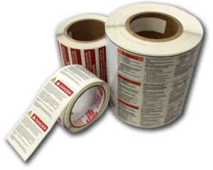 Product Warning Labels, Industrial Safety Labels, Caution Labels