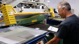 Screen Printing Labels, Screen Printed Labels, Durable Labels