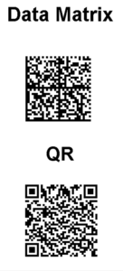 Barcode Labels, 2D Barcode Labels