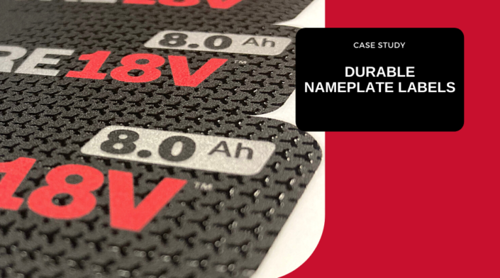 Durable Labels, Nameplate Labels, Product Labels