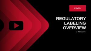 Regulatory Labels, UL Labels